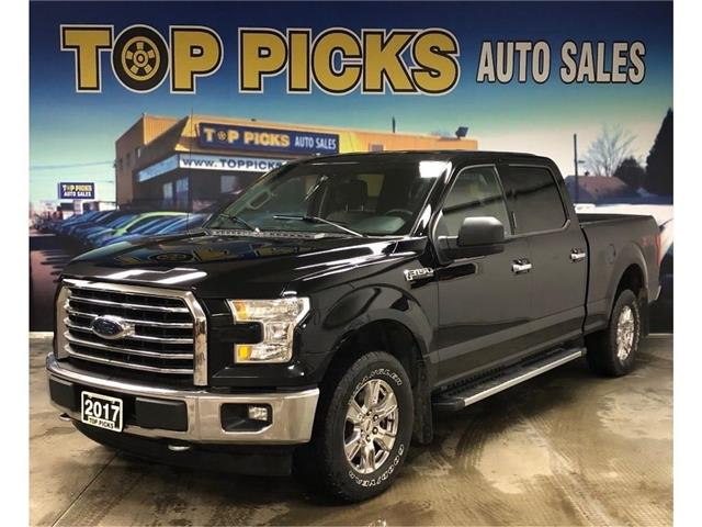2017 Ford F-150 XLT (Stk: c54456) in NORTH BAY - Image 1 of 28