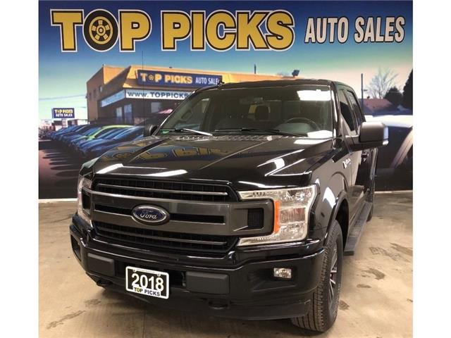 2018 Ford F-150  (Stk: a39760) in NORTH BAY - Image 1 of 25