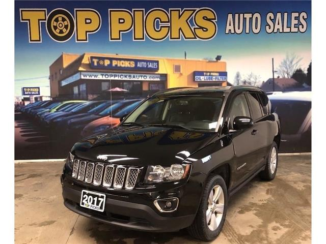2017 Jeep Compass Sport/North (Stk: 197692) in NORTH BAY - Image 1 of 26