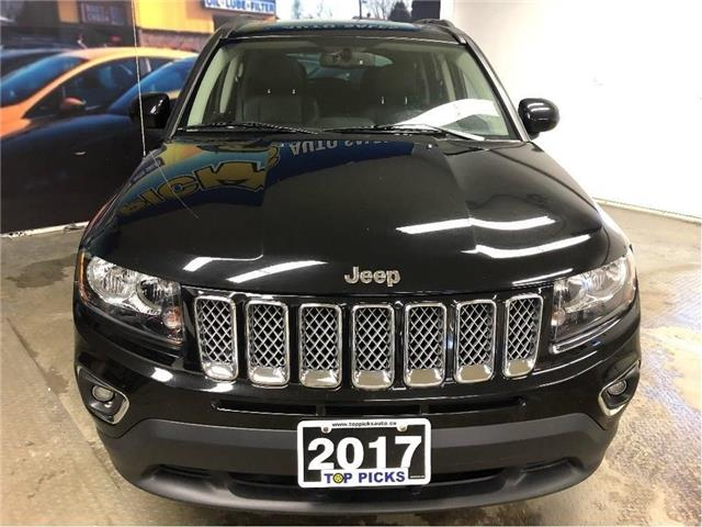 2017 Jeep Compass Sport/North (Stk: 197692) in NORTH BAY - Image 2 of 26