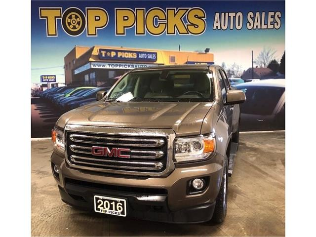 2016 GMC Canyon SLE (Stk: 244957) in NORTH BAY - Image 1 of 26