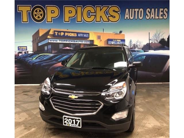 2017 Chevrolet Equinox  (Stk: 190463) in NORTH BAY - Image 1 of 28
