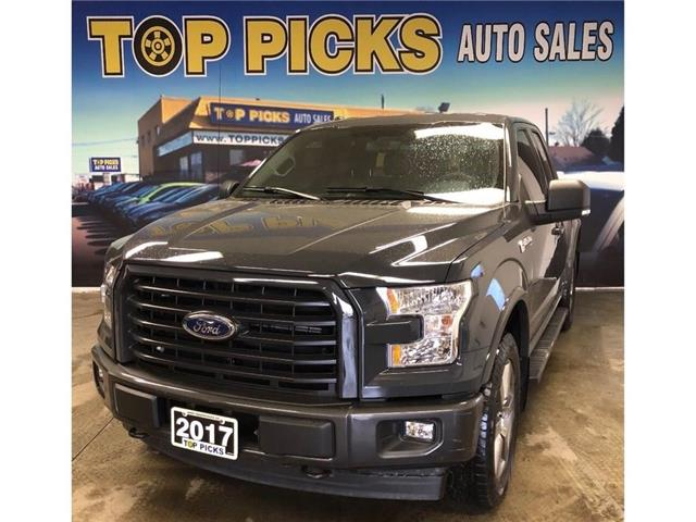 2017 Ford F-150 XLT (Stk: d50195) in NORTH BAY - Image 1 of 26