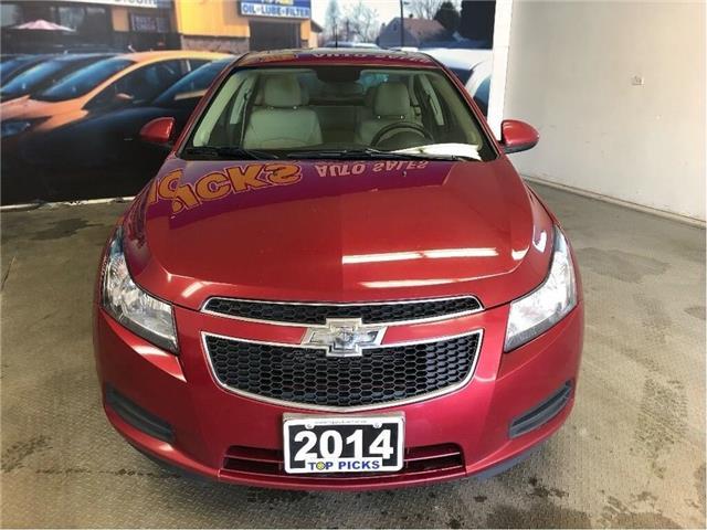 2014 Chevrolet Cruze 2LT (Stk: 244837) in NORTH BAY - Image 2 of 26