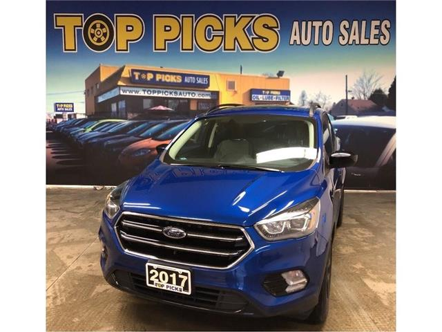 2017 Ford Escape SE (Stk: d21850) in NORTH BAY - Image 1 of 30