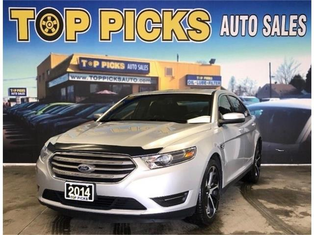 2014 Ford Taurus SEL (Stk: 172410) in NORTH BAY - Image 1 of 22
