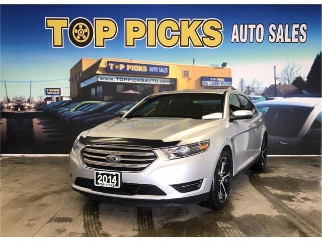 2014 Ford Taurus SEL (Stk: 172410) in NORTH BAY - Image 2 of 22