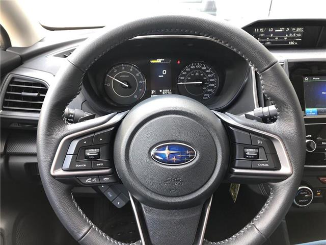 2019 Subaru Impreza Touring (Stk: 32092) in RICHMOND HILL - Image 12 of 22