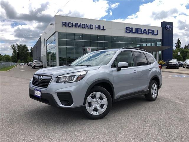 2019 Subaru Forester 2.5i (Stk: 32186) in RICHMOND HILL - Image 1 of 21