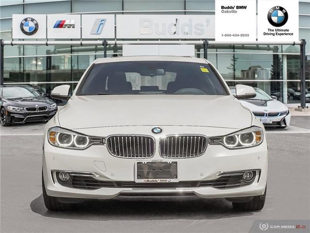 2013 BMW 335i xDrive (Stk: T707568A) in Oakville - Image 2 of 26