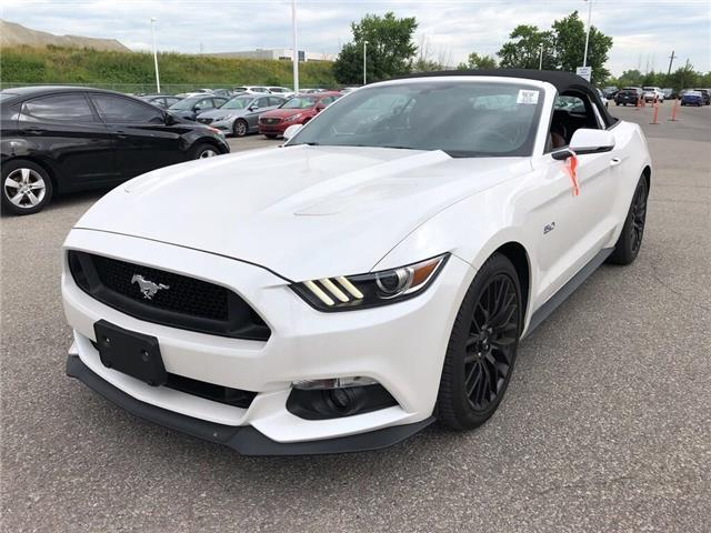 2017 Ford Mustang GT Premium CONVERTIBLE (Stk: 1FATP8) in Brampton - Image 2 of 21