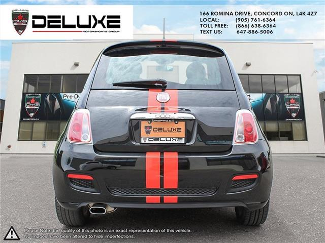 2012 Fiat 500 Sport (Stk: D0587) in Concord - Image 5 of 15