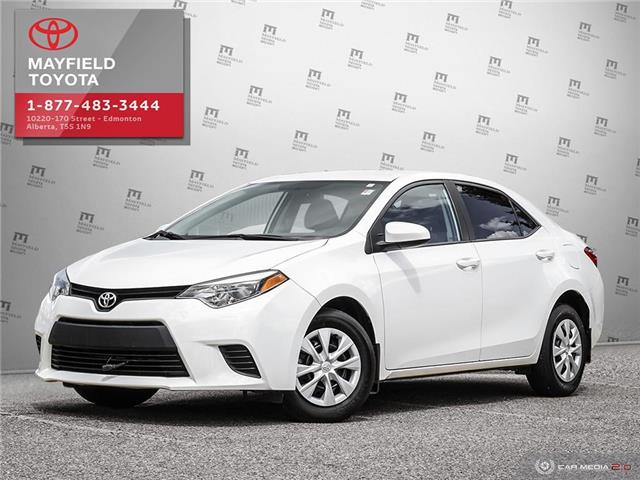 2015 Toyota Corolla S (Stk: 190682A) in Edmonton - Image 1 of 20