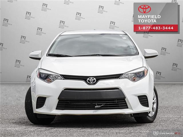 2015 Toyota Corolla S (Stk: 190682A) in Edmonton - Image 2 of 20