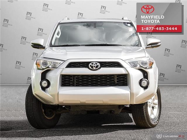 2016 Toyota 4Runner SR5 (Stk: 1901727A) in Edmonton - Image 2 of 20