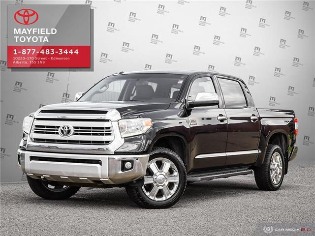 2014 Toyota Tundra Platinum 5.7L V8 (Stk: 1901733A) in Edmonton - Image 1 of 20