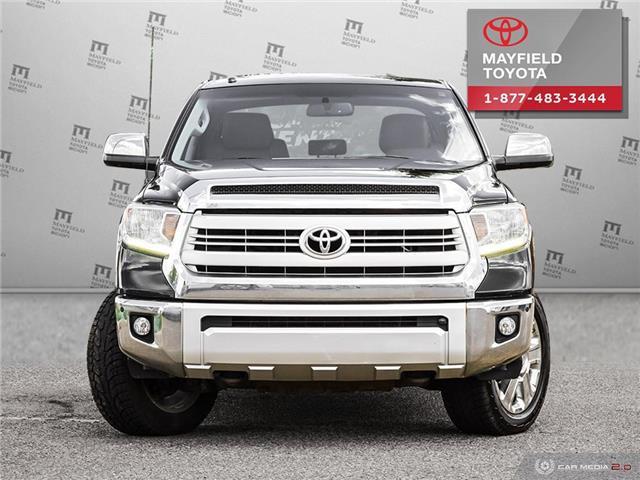 2014 Toyota Tundra Platinum 5.7L V8 (Stk: 1901733A) in Edmonton - Image 2 of 20