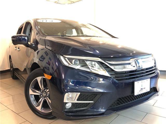 2019 Honda Odyssey EX-L (Stk: 39004) in Toronto - Image 1 of 27