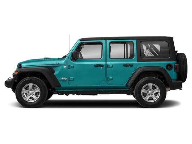 2019 Jeep Wrangler Unlimited Sahara (Stk: W596841) in Courtenay - Image 2 of 9
