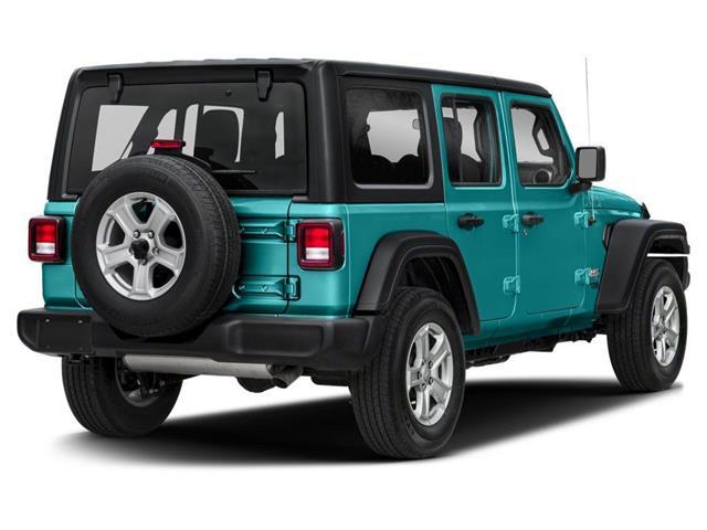 2019 Jeep Wrangler Unlimited Sahara (Stk: W596841) in Courtenay - Image 3 of 9