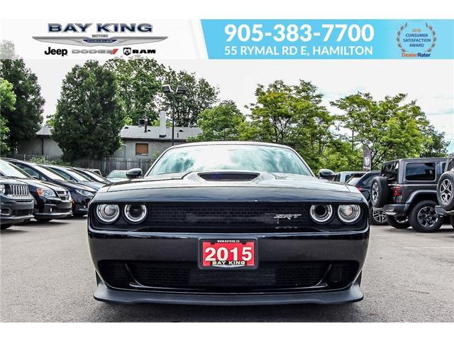 2015 Dodge Challenger SRT Hellcat (Stk: 197239A) in Hamilton - Image 2 of 25