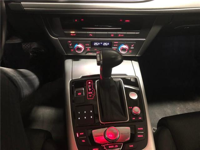 2015 Audi A6  (Stk: 11751) in Toronto - Image 27 of 30