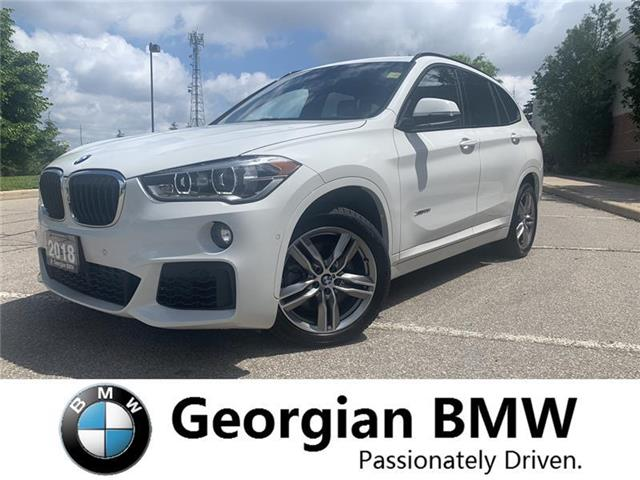 2018 BMW X1 xDrive28i (Stk: P1506) in Barrie - Image 1 of 19
