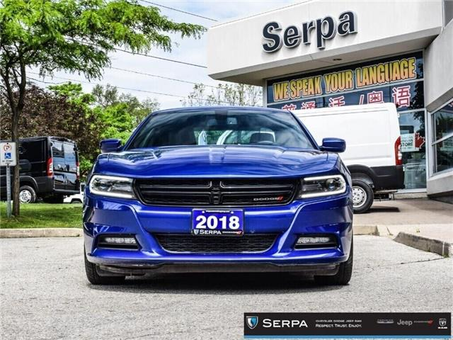 2018 Dodge Charger SXT Plus (Stk: P9162) in Toronto - Image 2 of 24