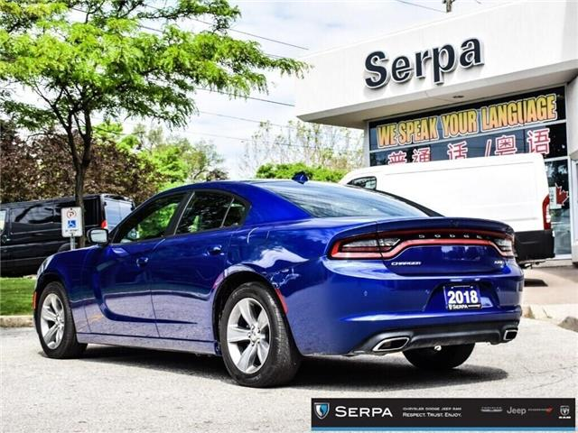 2018 Dodge Charger SXT Plus (Stk: P9162) in Toronto - Image 4 of 24