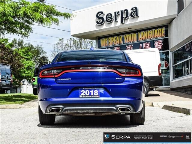 2018 Dodge Charger SXT Plus (Stk: P9162) in Toronto - Image 5 of 24