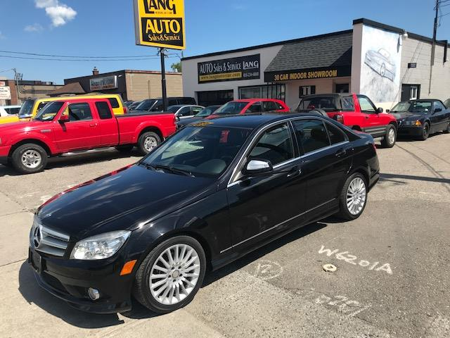 2009 Mercedes-Benz C-Class Base (Stk: 45464) in Etobicoke - Image 1 of 15
