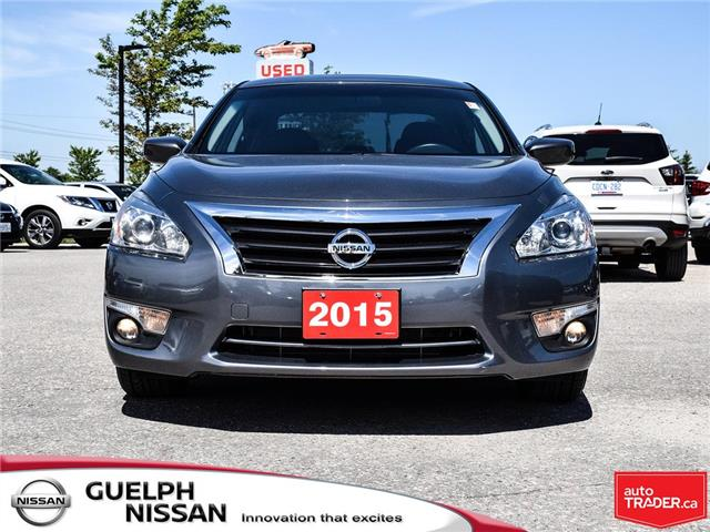 2015 Nissan Altima  (Stk: N20163A) in Guelph - Image 2 of 24
