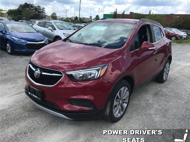 2019 Buick Encore Preferred (Stk: B885377) in Newmarket - Image 1 of 22