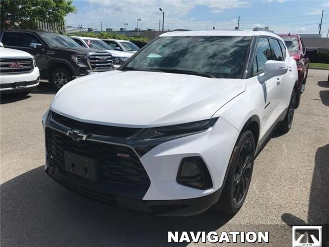 2019 Chevrolet Blazer RS (Stk: S672852) in Newmarket - Image 1 of 10