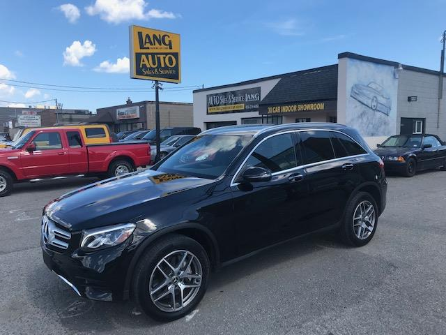 2018 Mercedes-Benz GLC 300 Base (Stk: 35788) in Etobicoke - Image 1 of 20