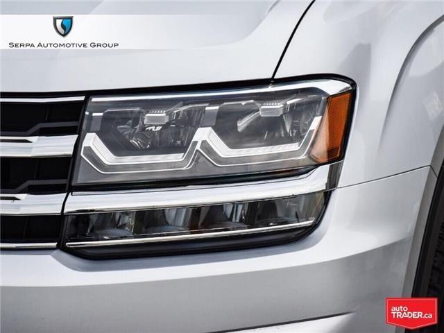 2019 Volkswagen Atlas 3.6 FSI Highline (Stk: P1298) in Aurora - Image 8 of 29