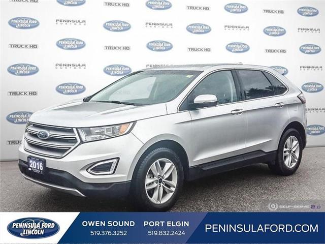 2016 Ford Edge SEL (Stk: 1765) in Owen Sound - Image 1 of 24