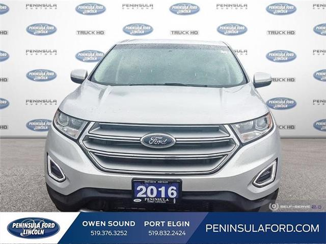 2016 Ford Edge SEL (Stk: 1765) in Owen Sound - Image 2 of 24