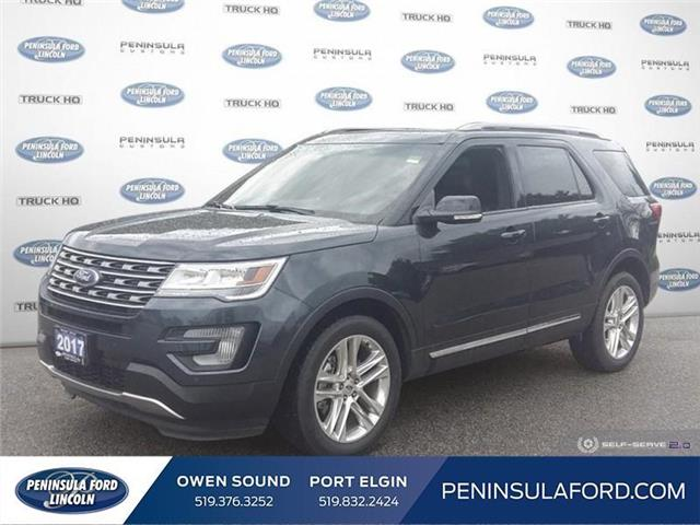 2017 Ford Explorer XLT (Stk: 1803) in Owen Sound - Image 1 of 24