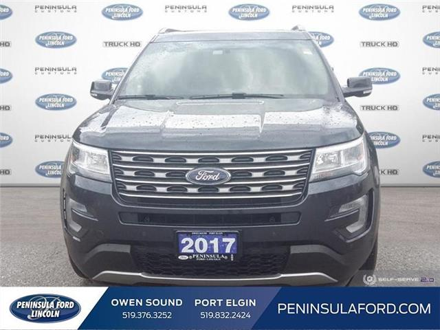 2017 Ford Explorer XLT (Stk: 1803) in Owen Sound - Image 2 of 24