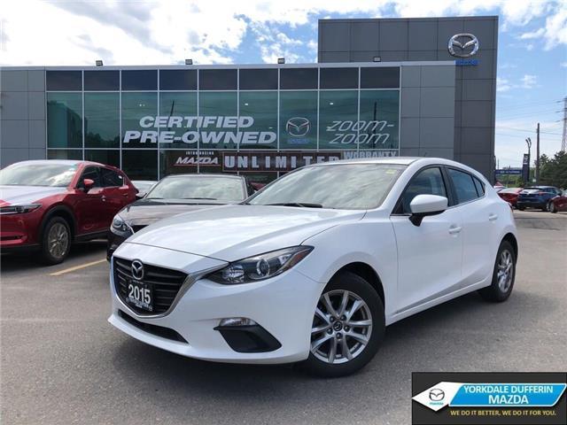 2015 Mazda Mazda3 Sport GS (Stk: P1895) in Toronto - Image 1 of 18
