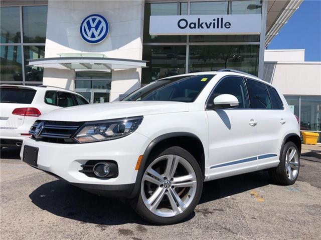 2016 Volkswagen Tiguan  (Stk: 5854V) in Oakville - Image 1 of 20