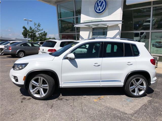 2016 Volkswagen Tiguan  (Stk: 5854V) in Oakville - Image 2 of 20