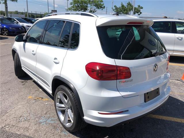 2016 Volkswagen Tiguan  (Stk: 5854V) in Oakville - Image 3 of 20