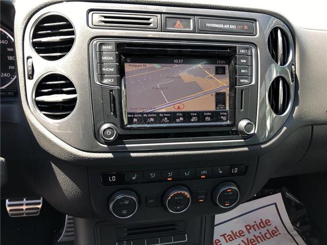 2016 Volkswagen Tiguan  (Stk: 5854V) in Oakville - Image 16 of 20