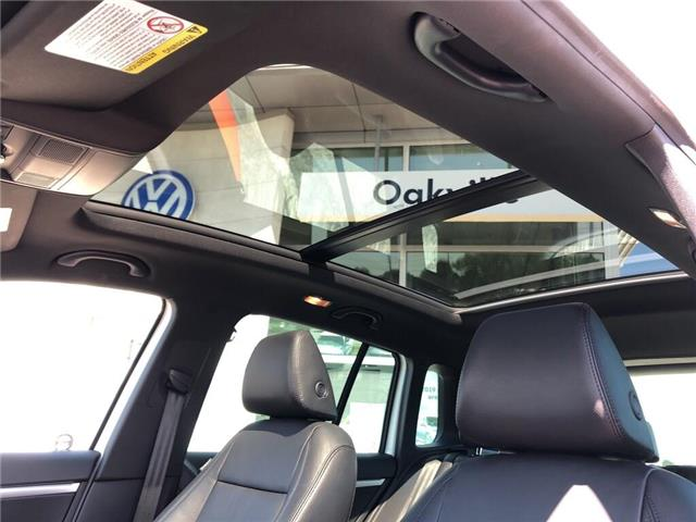2016 Volkswagen Tiguan  (Stk: 5854V) in Oakville - Image 17 of 20