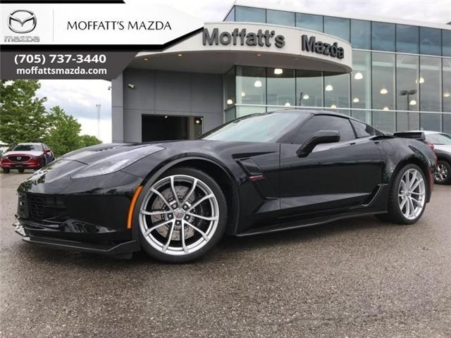 2019 Chevrolet Corvette Grand Sport (Stk: 27652) in Barrie - Image 1 of 24