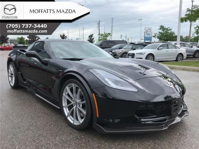 2019 Chevrolet Corvette Grand Sport (Stk: 27652) in Barrie - Image 6 of 24
