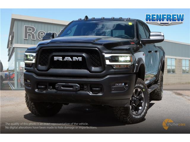 2019 RAM 2500 Power Wagon (Stk: K277) in Renfrew - Image 1 of 20