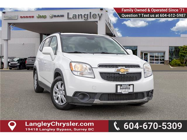 2013 Chevrolet Orlando  (Stk: H654187A) in Surrey - Image 1 of 23